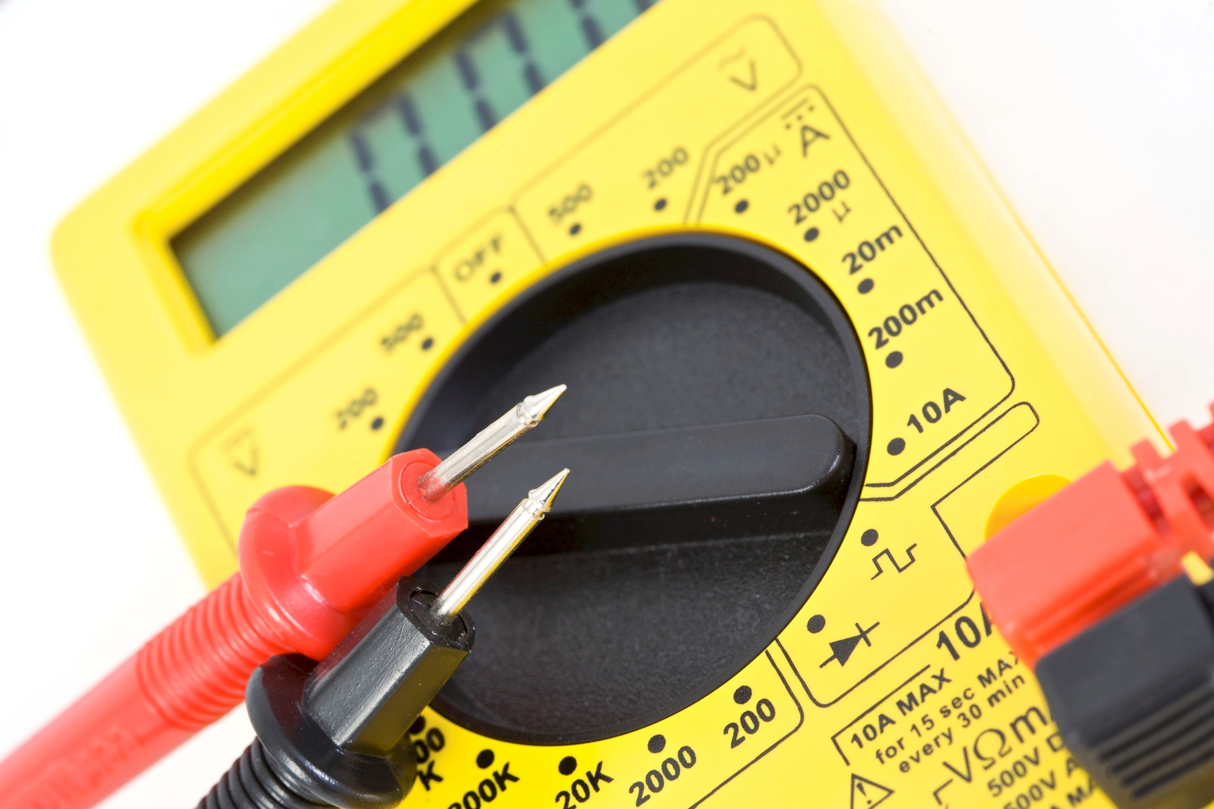 Electrical Troubleshooting & Preventive Maintenance