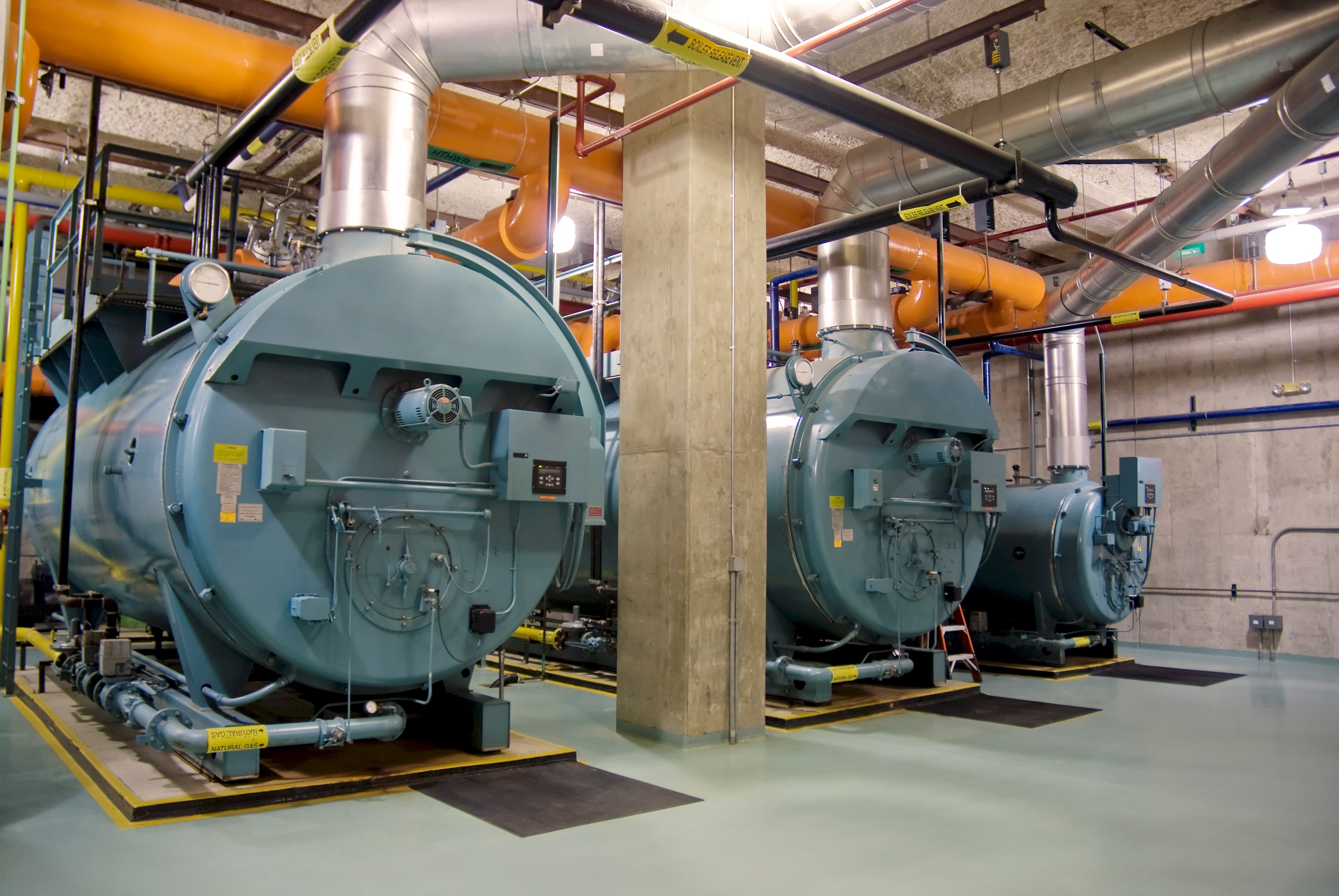 Boiler Operation, Maintenance & Safety Training