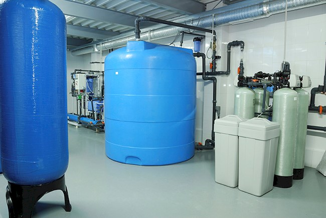 Water Treatment for Boilers, Chillers, & Cooling Towers